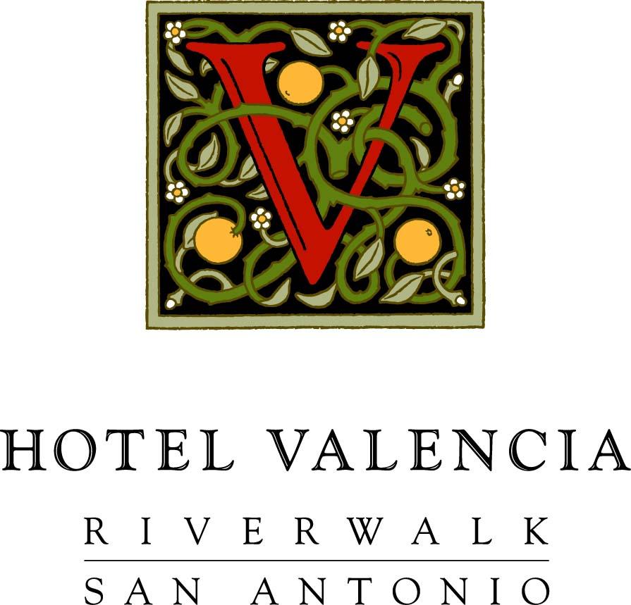 Hotel Valencia Riverwalk San Antonio Logo