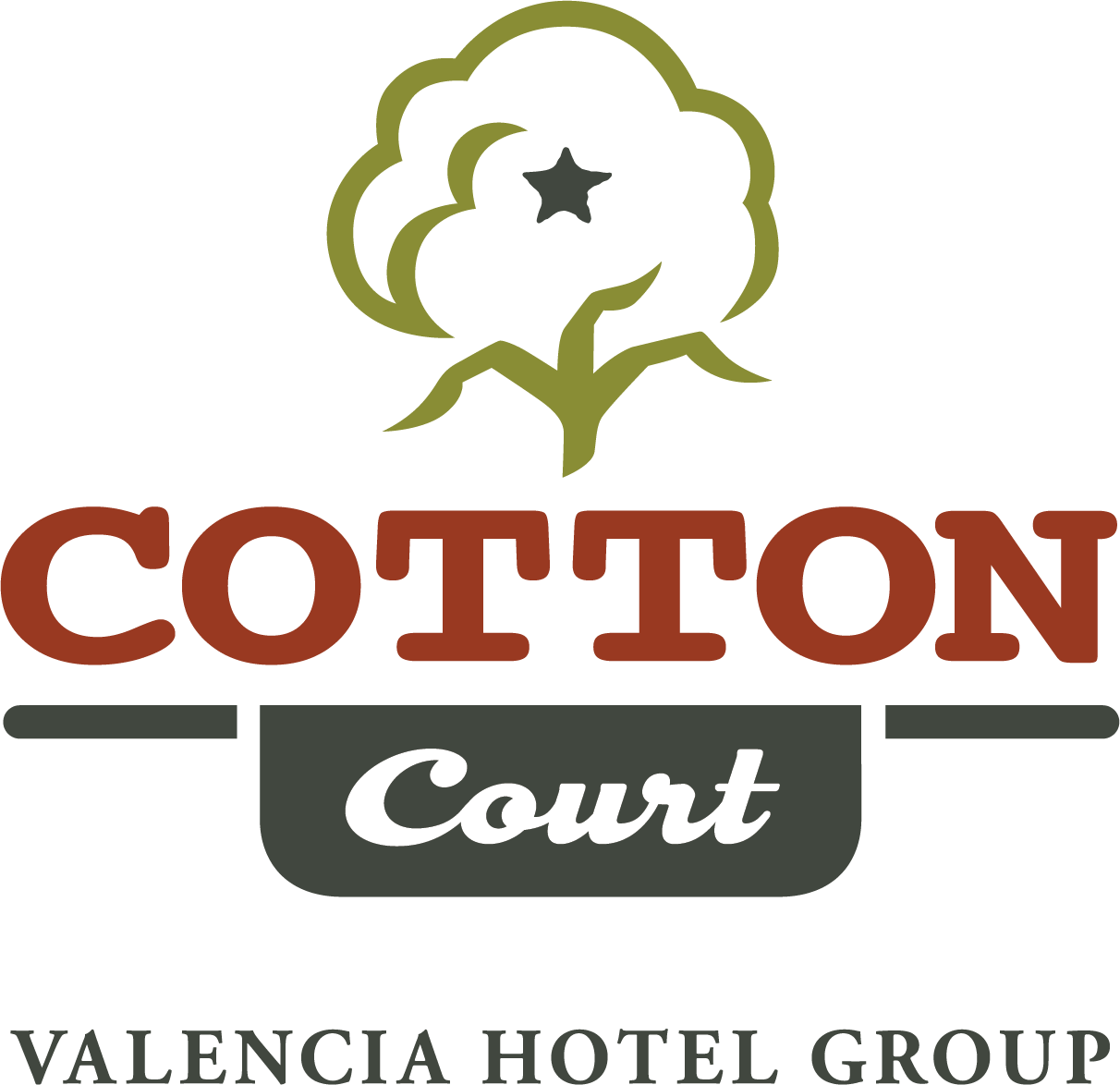 Cotton Court Hotel Logo