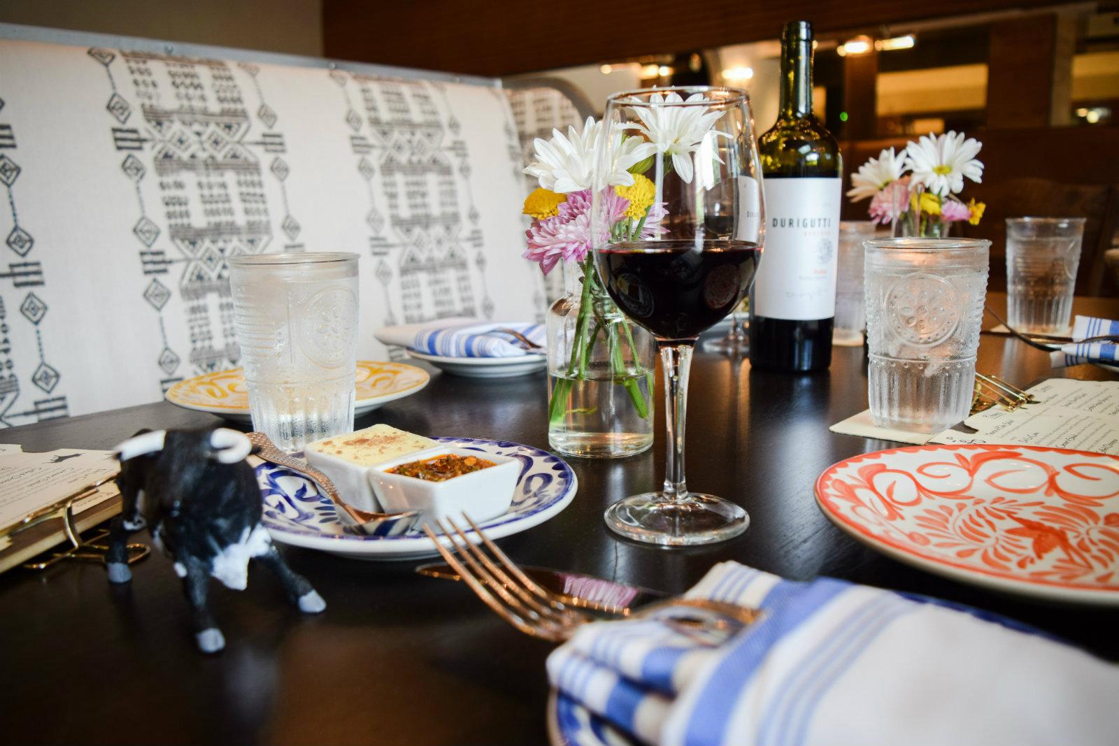 Valenica Hotel Group restaurant Dorregos